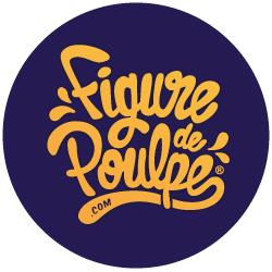Figure de Poulpe – Marseille Logo
