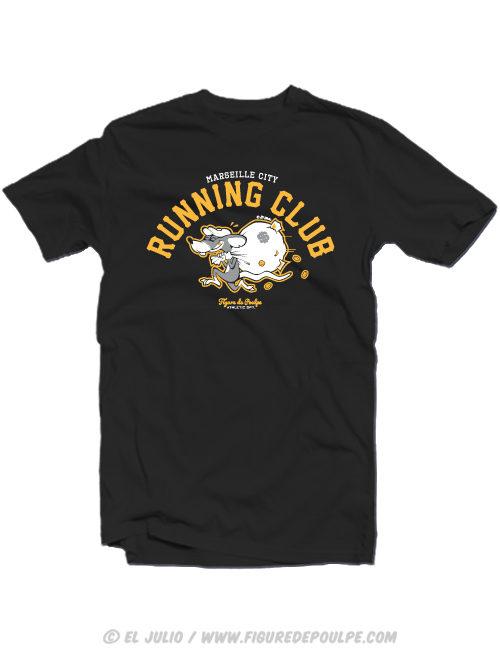 runningclub-teeshirt-noir-eljulio