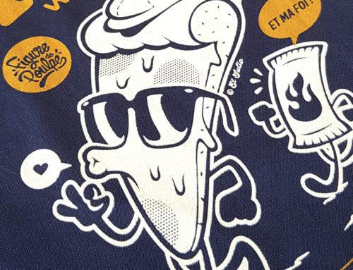 Pizza Wanegaine !